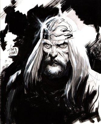 Comics -VikingByLee&Weeks