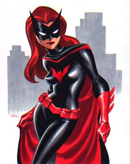20150905-ComicsSelection_07_BatGirl_BruceTimm