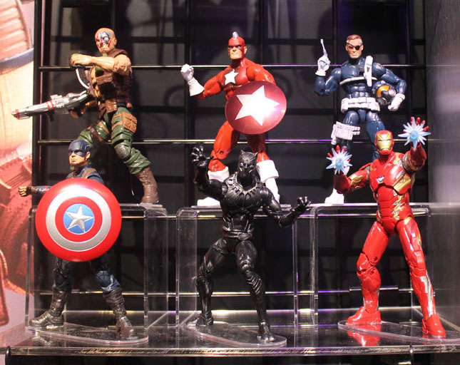 Toy Fair 2016: Hasbro Expands Marvel, Star Wars Lines